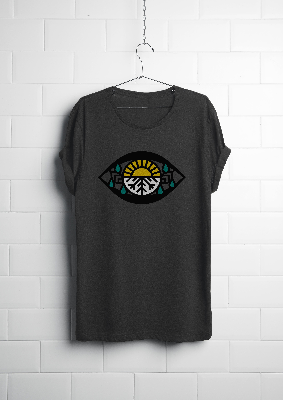 Realistic T-shirt PSD03